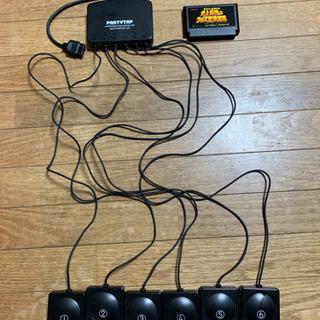 ファミコン 史上最強のクイズ王決定戦 専用コントローラー付