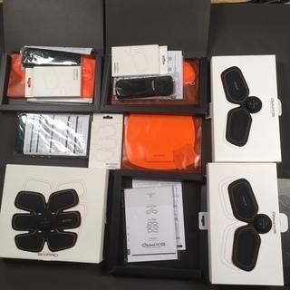SIXPAD シックスパッド ボタン型電池 ボディフィット 腹筋...