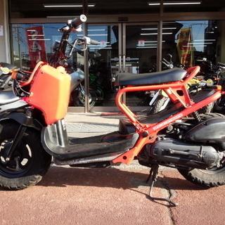 NO.3116 ズーマー(ZOOMER) 水冷4サイクルエンジン スーパートラップマフラー オレンジ ☆彡 - バイク