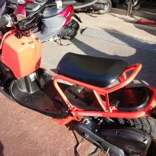 NO.3116 ズーマー(ZOOMER) 水冷4サイクルエンジン スーパートラップマフラー オレンジ ☆彡 − 埼玉県