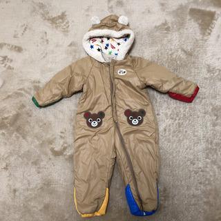 ミキハウスジャンプスーツ☆一着3500円
