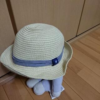 BeBeのキッズ麦わら帽子