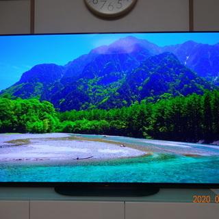 SONY 4K有機ELテレビ 55型 譲ります。