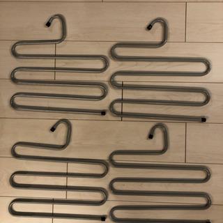 IKEA スラックスハンガー4本