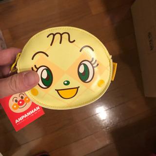 メロンパンナちゃん コインケース