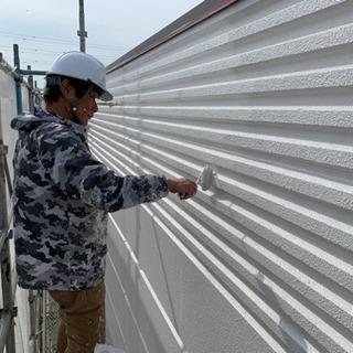 外壁塗装、ベランダ防水、お家の補修はお任せください😁
