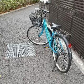 自転車さしあげます