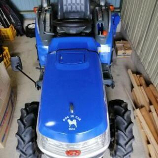 イセキ トラクター 機関良好 型式THS20 ディーゼル 4WD