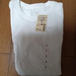 【新品】無印良品 クルーネックTシャツ Sサイズ レディース