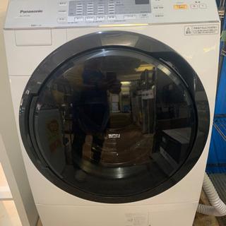 Panasonic ドラム式洗濯乾燥機 NA-VX3700L 2...