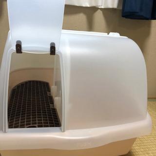無料にしました!猫用トイレ