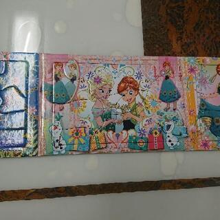 中古⭐アナと雪の女王 3連パズル ディズニー