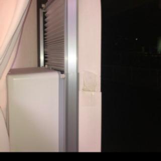 窓用エアコン【お話中】