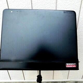 譜面台 スチール製 BANDO