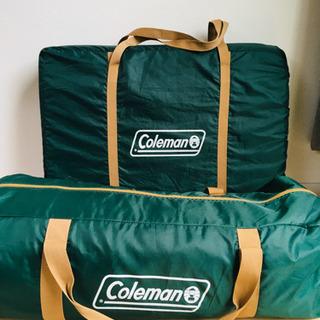 コールマン  BCクロスドームテント270 グランドシート+フロ...