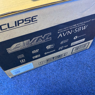 ★ ECLIPSE AVN-S8W★