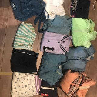女児、ガールズ 服 サイズ160 袋売り