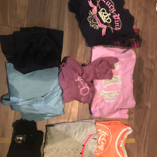 女児、ガールズ 服 サイズ 140  袋売り