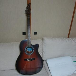 【値下げ】エレアコギター モーリス