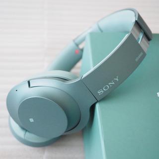 美品 SONY h.ear on2 WH-H900N ワイヤレス...