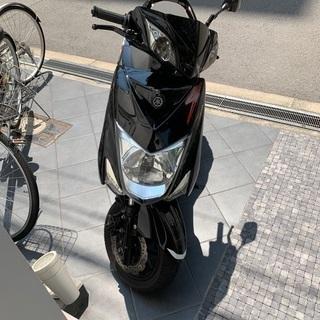 ヤマハ シグナスX SR ブラック