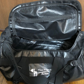 The Friendly Swede」60L 2WAY ダッフルバッグ