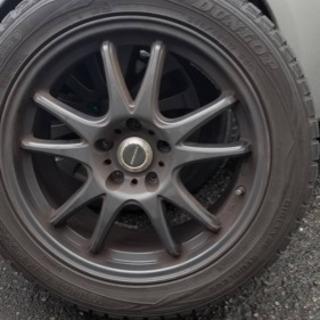 中古 タイヤホイール付き Dunlop 4本セット