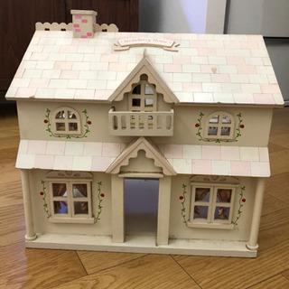 ドールハウス ままごと お人形の家