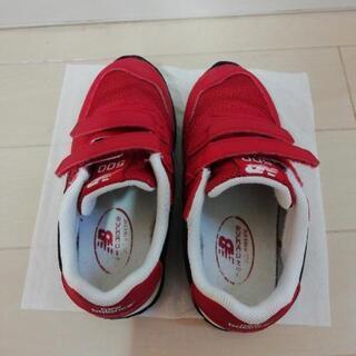 ニューバランス キッズ シューズ 子供靴 16cm