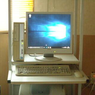 デスクトップパソコン  windows 10 Pro