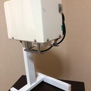 スノーアイス2台 - 家電