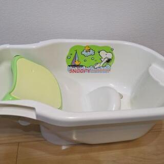 乳児の沐浴用ベビーバス