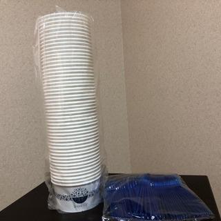 スノーアイスのカップとスプーン - 西彼杵郡