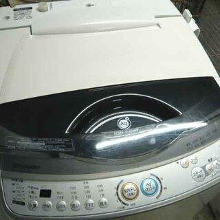 札幌 7Kg 2006年製 洗濯機 シャープ ES-FG75 大...