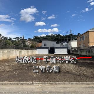 ★敷島公園バラ園近くの高級住宅地A★ 分譲2区画まとめて購入もで...