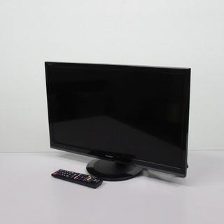 シャープ 24型液晶テレビ LC-24P5 2017年製
