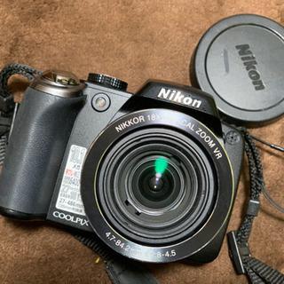【中古】Nikon COOLPIX p80