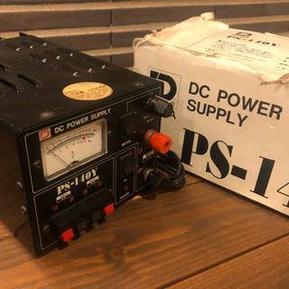 【無線用】◆PS-140Y DAIWA安定化電源(中古)です。