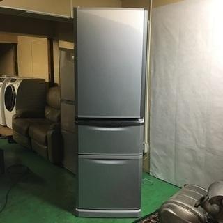 2/18 商談中 MITUBISHI ノンフロン 冷凍 冷蔵庫 ...