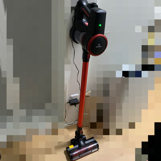 【美品・使用回数少】サイクロン式コードレス掃除機お譲りします