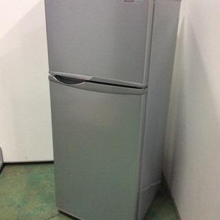 キズあり格安出品★2ドア冷蔵庫★シャープ★118L★2012年製...