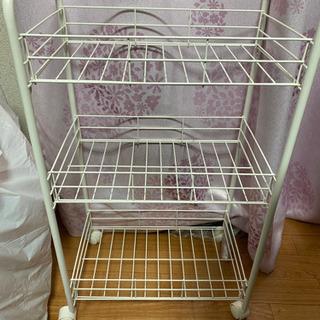 洗濯用品置いて使ってました!
