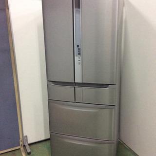 少しだけ訳あり★6ドア大型冷蔵庫★フレンチドア★シャープ★201...