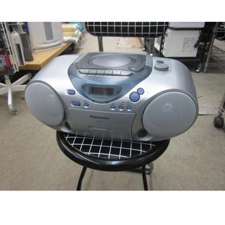 札幌 パナソニック CDラジカセ ラジオカセット RX-D12 ...