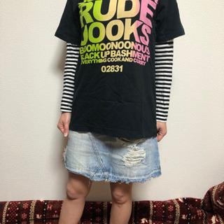 Tシャツ、ロングシャツセット!!