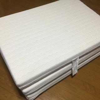 三つ折り敷布団 ボナノッテ(西川産業株式会社製)