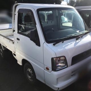 サンバー4WD 軽トラ 車検付