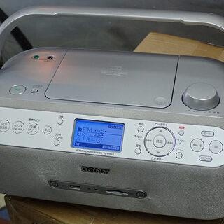 札幌市 ソニー CD/MP3/SD/USB/ラジオ ZS-R11...