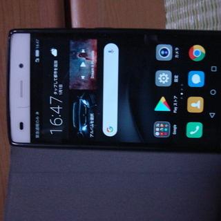 【値下げしました】HUAWEI SIMフリースマートフォン P8...