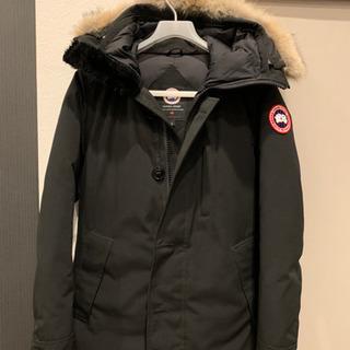 カナダグース ジャスパー 黒 Sサイズ
